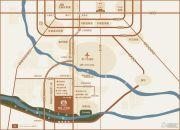 绿宸万华城交通图