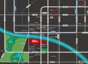 泰宏建业国际城交通图
