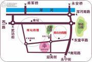 顺隆・温莎公馆规划图