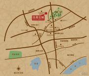 佳源名城交通图