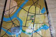 大新城三期交通图