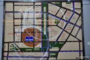 高新时代广场交通图