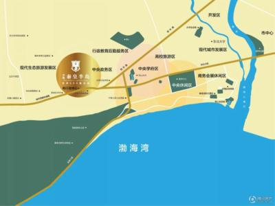 中铁秦皇半岛