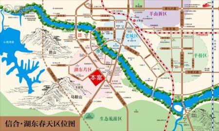 信合・湖东春天