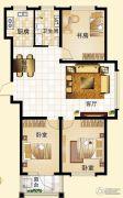 鼓浪屿小镇3室2厅1卫0平方米户型图