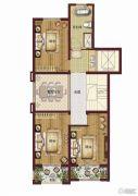 紫岸3室0厅1卫0平方米户型图