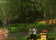际盛・紫郡河畔花园外景图