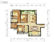 华润凤凰城4室2厅2卫0平方米户型图