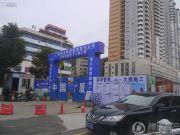 白云南路地下商业步行街实景图