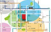 江河湾中心交通图