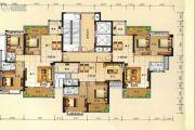 兴业花园2室2厅1卫109平方米户型图