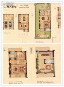华鸿・艺墅4室3厅4卫0平方米户型图