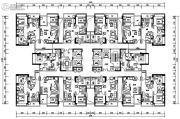 华发城建未来荟0平方米户型图