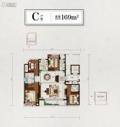 合景・天銮4室2厅3卫0平方米户型图