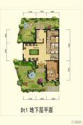 香江别墅II375平方米户型图