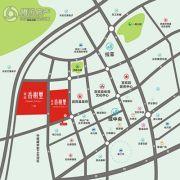 远达城(远达・香榭里)交通图