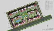 傲城花园规划图