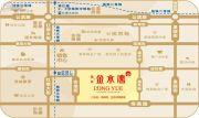 龙跃金水湾交通图