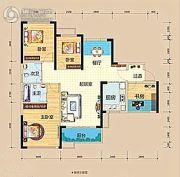 龙光阳光海岸4室2厅2卫113--114平方米户型图