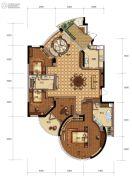 钱塘大观4室2厅2卫0平方米户型图