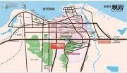 观澜湖・观园交通图