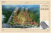 西尚林居・学府公馆规划图