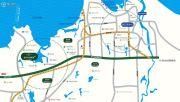 海南富力・红树湾交通图