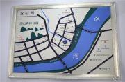 富地蓝泊湾交通图
