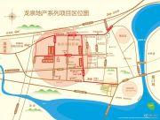 龙泉绿苑交通图