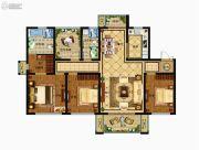 津西新天地4室2厅2卫140平方米户型图
