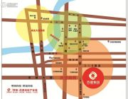 枣阳百盟光彩产业城交通图