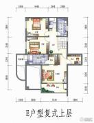 三江国际花园5室4厅3卫335平方米户型图