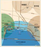 翡丽蓝湾交通图