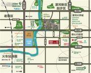 湾景国际交通图
