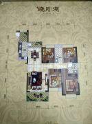 锦绣山河五期4室2厅2卫0平方米户型图