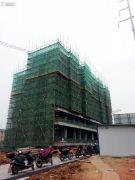 中国铁建・金色蓝庭实景图