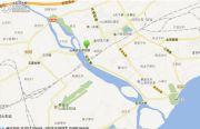 博维左岸香颂交通图