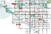 四季家园交通图