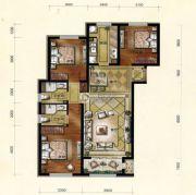 维多利大商城0室0厅0卫127平方米户型图