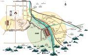 白鹿溪谷交通图
