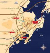海信珠山小镇交通图