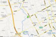 九江金祥广场交通图