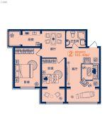 泰和盛世2室21厅0卫0平方米户型图