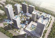 广州绿地中央广场规划图