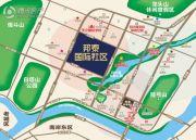 邦泰・国际社区(北区)交通图