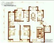 锦绣澜湾3室2厅2卫200平方米户型图