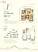 荣安林语春风3室2厅2卫0平方米户型图