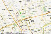 绿洲华亭茗苑交通图