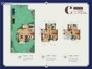 联投国际城240--583平方米户型图