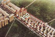 辽阳第一城规划图